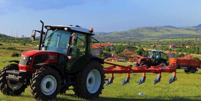 Vakıfbank traktör kredisi vermektedir.