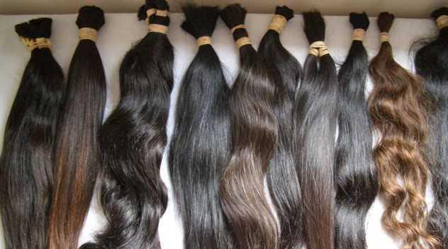 saç satmak