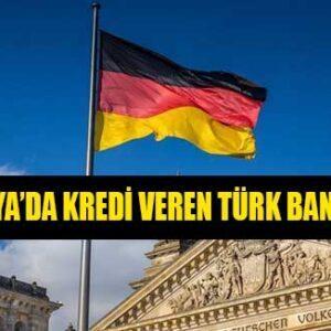 Almanya'da Kredi Veren Türk Bankaları (DEUTSCHLAND)