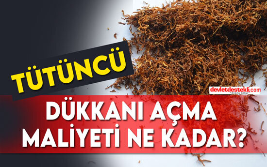Tobacco Shop Bayilik Fiyatları