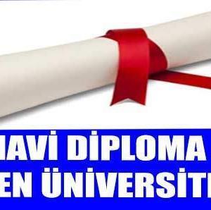 Mavi Diploma Nedir? Hangi Üniversiteler Verir?